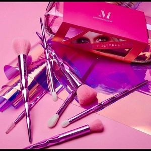 MORPHE JEFFREE STAR Brush Set Limited Edition BNIB